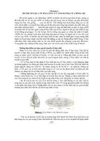Thủy sản - Chương 6: Di truyền qua tế bào chất và ảnh hưởng của dòng mẹ