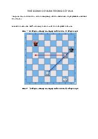 Thế đánh cơ bản trong cờ vua