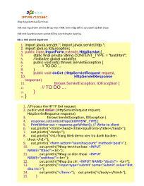 Giáo trình Lập trình Java 4 - Bài 2: Ứng dụng danh bạ điện thoại - Trường Cao đẳng FPT