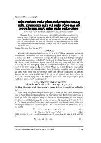 Một phương pháp tính toán tương quan giữa xung nhịp máy và phép cộng hai số nguyên khi thực hiện trên phần cứng - Lều Đức Tân