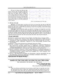 Nghiên cứu tính toán chiều cao sóng tàu chạy trên luồng - Nguyễn Văn Ngọc